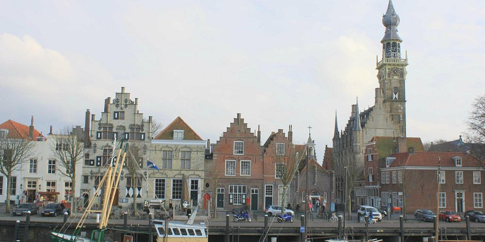 The harbour or Veere