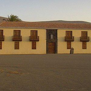 Casa de los Coroneles · Fuerteventura