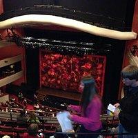 Appleton Performing Arts Center Family Circle level
