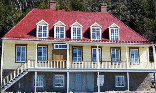 La résidence familiale des Davie restaurée en 2012