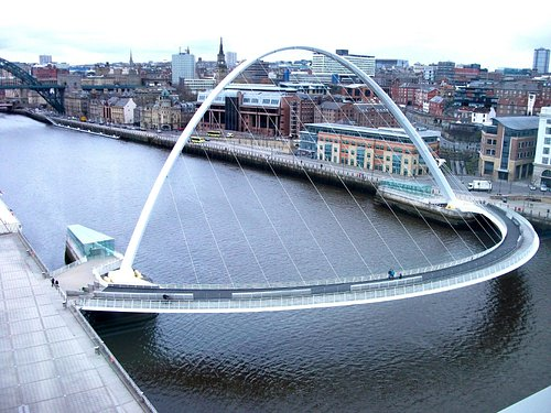 View from the Baltic Centre