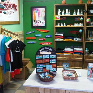 The Island Shop at Local Store