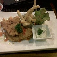 fish and chips..