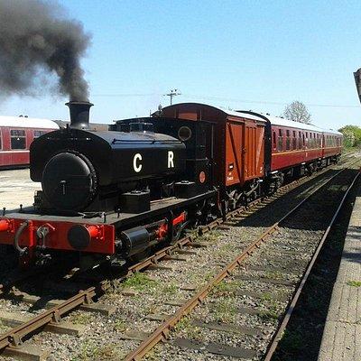 Scottish steam engine