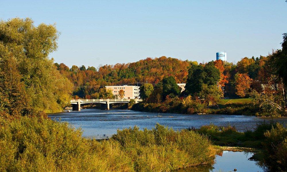 Saugeen River, Walkerton