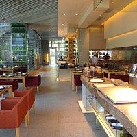 general restaurant view