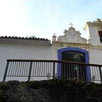 Capela de Santa Luzia - visão externa