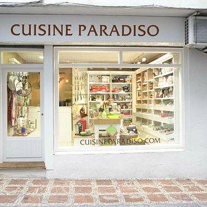 Tienda Cuisine Paradiso Marbella