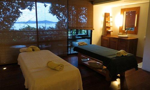 The beautiful Kandalama spa