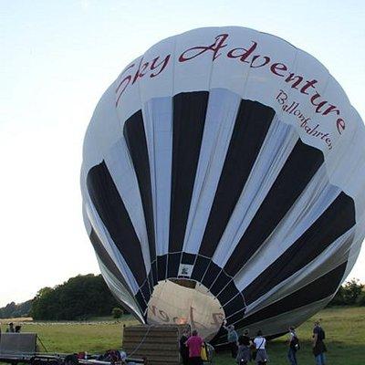 Heißluftballon von Sky Adventure