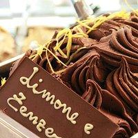 Cioccolato limone e zenzero