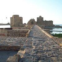 Entrance of the Castle