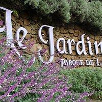 Entrada Le Jardin