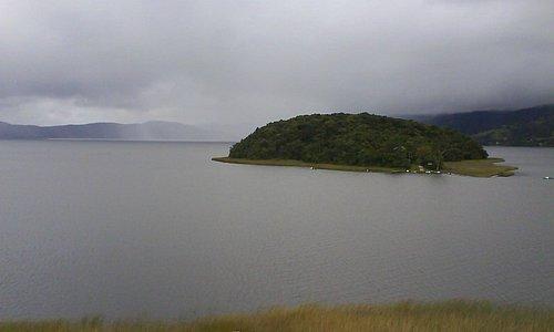 Laguna de la Cocha - Isla de la Corota