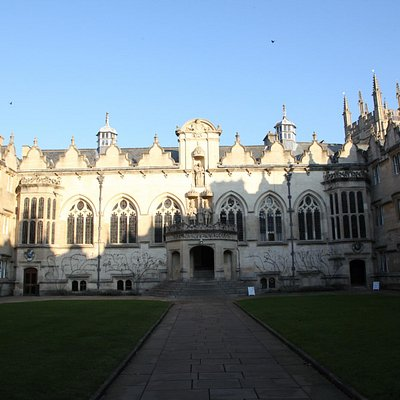 Oriel College Quadrangle