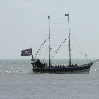 Bridlington Pirate Boat