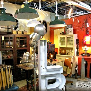 a booth in the Downtown Antique Mall - 4/28/13