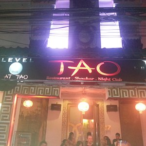Tao angeles entrance soon to be totally renovated