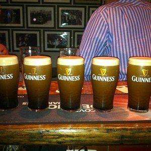 The Guinness is Good!!!