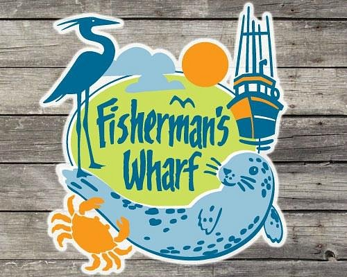 Welcome to Fisherman's Wharf!