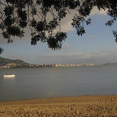 Praia de Cacupé, Florianópolis, SC