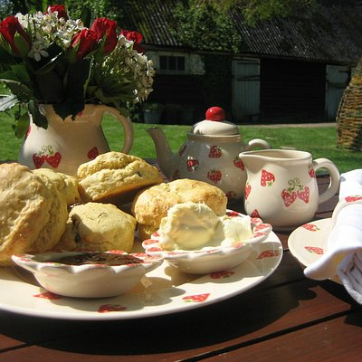 Our Ultimate Island Cream Tea