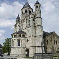 Saint Gertrude Collegiale, Nivelles, Belgium