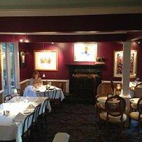 village inn dining room