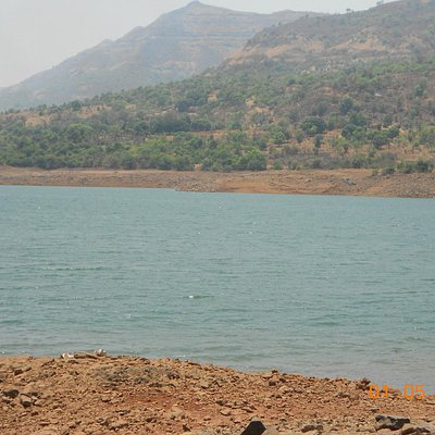 View of the Mulshi Lake