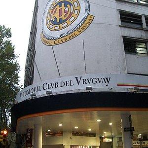 Automóvil Club, sede del Museo