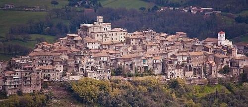 Borgo medievale di Gavignano