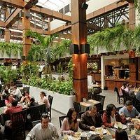 Restaurante El Patio del Balmoral