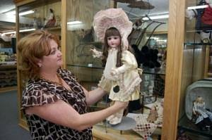 This is a beautiful SFBJ doll from the 1890s.
