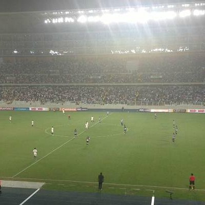 Alianza Lima - Universitario at the National Stadium