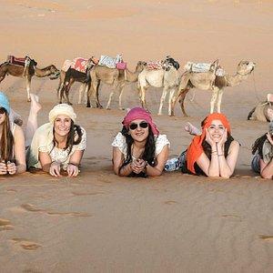 Camel safari www.toursandtrax.com
