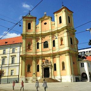 Trinitarian Church of Bratislava