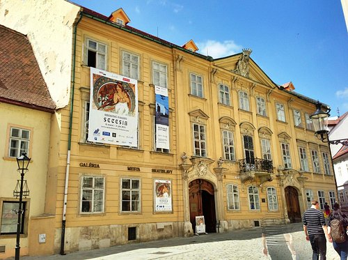 City Gallery / Mirbach Palace