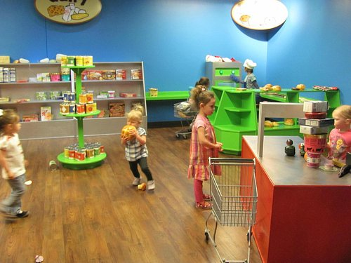 New Braunfels children museum
