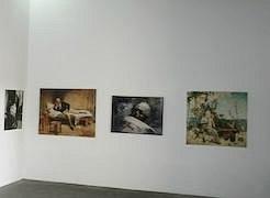 Pinturas del museo