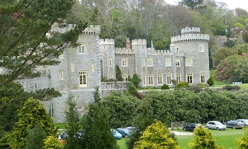 Caerhayes Castle
