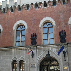 Museum, front side