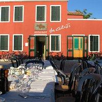 la facciata del nostro ristorante