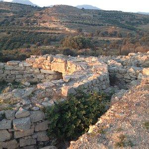 The tholos tomb of Kamilari