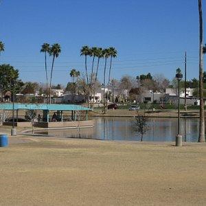 North lake at Eldorado Park