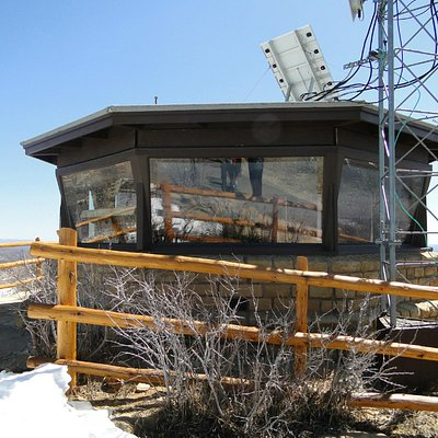 Restored 1939 Fire Lookout - Mesa Verde