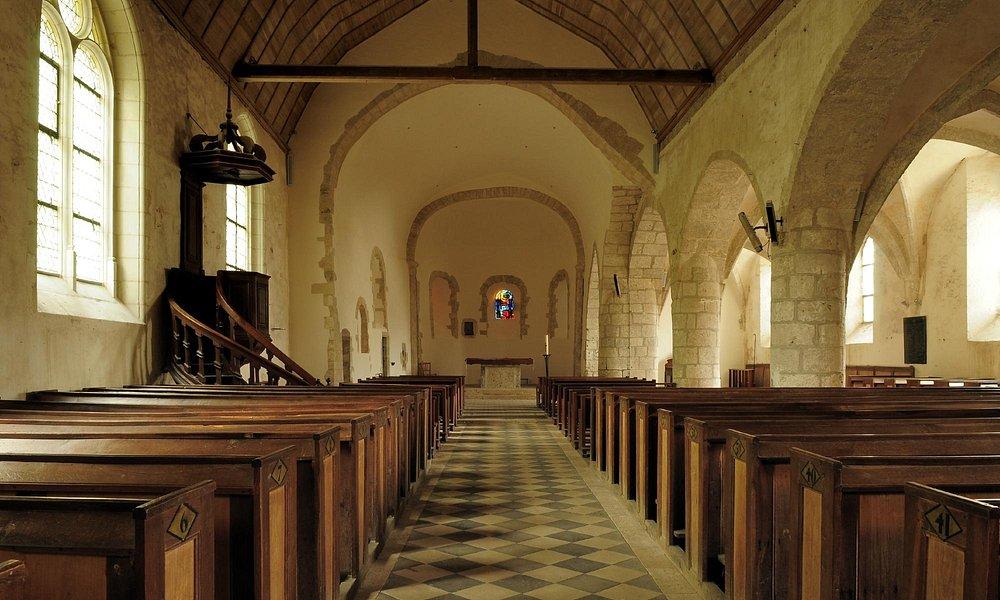 L'Eglise de Montlivault entièrement restaurée