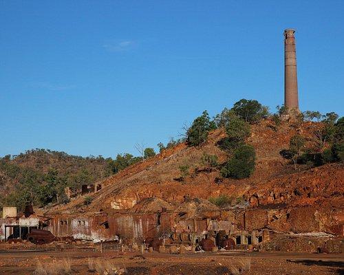 Smelter ruins