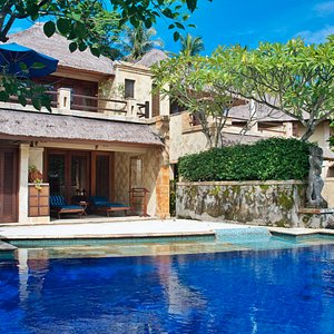 Front Pool Villa Club Senggigi Beach