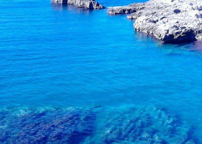 Guardate che mare nel Salento!!!