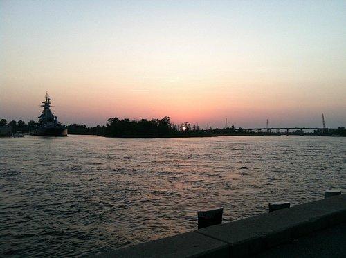 Sunset- Beautiful!